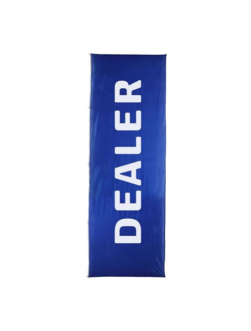 Image of Customized Iveco flag for standard pole