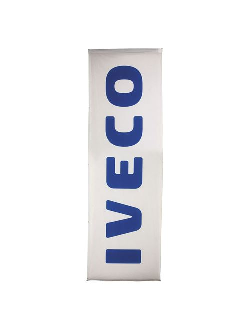Image of Iveco flag for rotating pole
