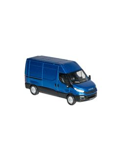 Image of New Iveco Daily model - scale: 1:43