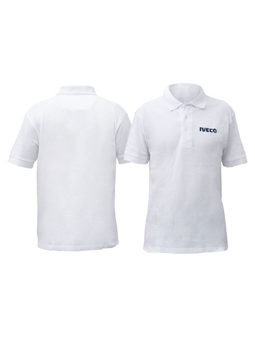 Image of Trucker polo shirt