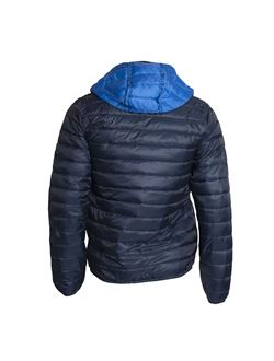 Image of Men's padded jacket with hood