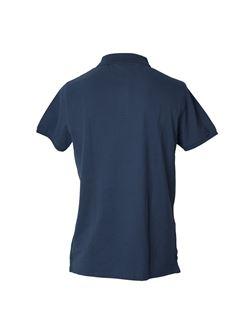 Bild von Herren-Polohemd, blau
