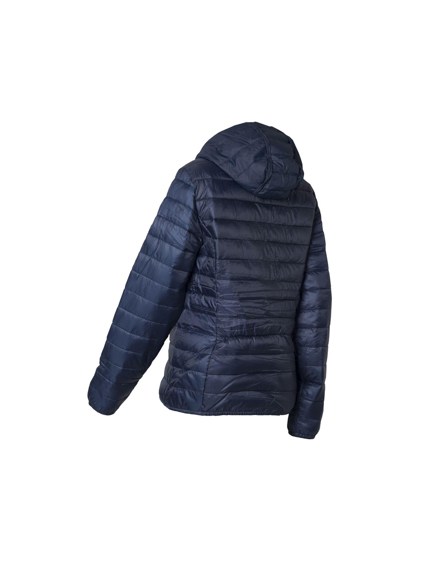 a55cb9a7bccb4 Iveco Fanshop. Women's padded jacket with hood