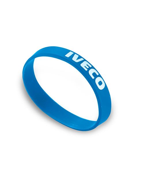 Image of Azure Silicone Wristbands