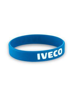 Image of Azure Silicone Wristbands