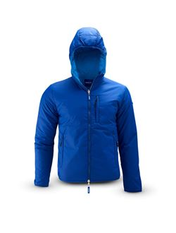 Image of Man's Reversible Windbreaker Rain Jacket