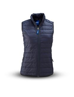 Image of Woman's Quilted Down Gilet