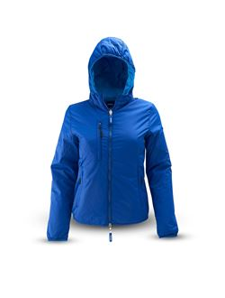 Image of Woman's Reversible Windbreaker Rain Jacket