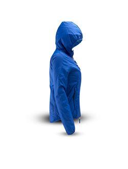 Image of Woman's Reversible Windbreaker Rain Jacket