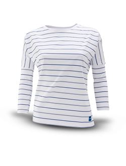 Image of STRIPED WOMEN'S T-SHIRT