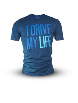 "Image of T-SHIRT ""I DRIVE MY LIFE"""