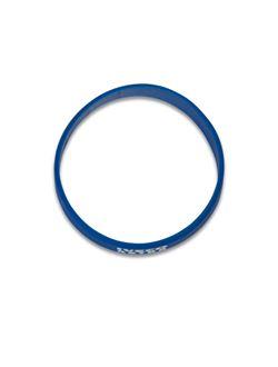 Image of Blue silicon bracelet