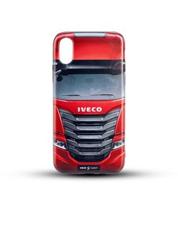 Immagine di Cover per smartphone IVECO S-WAY, rossa