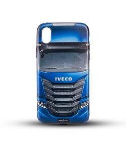 Image of BLUE IVECO S-WAY smartphone cover