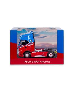 Image of IVECO S-WAY MAGIRUS, SCALE 1:43