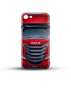 Immagine di RED IVECO S-WAY smartphone cover